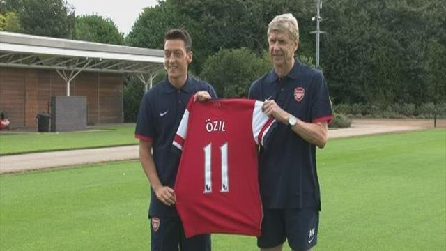 Premier League - Ozil wants immediate Arsenal impact