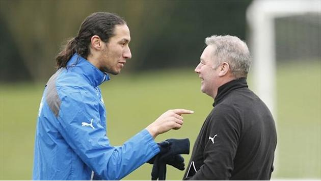 Scottish Premier League - McCoist urges Mohsni to calm down