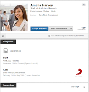 How to Spot a Fake Profile on LinkedIn image Fake profile 2