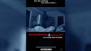 'Paranormal Activity 4' Tops Box Office