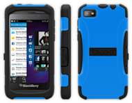 Trident Aegis Series Case For Samsung Galaxy Note 3 Review image AG BB Z10 BLU 300x234