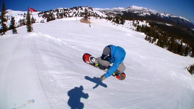 Nolan Gould's Snowboarding Coach Shreds Favorite Mountain