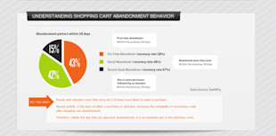 Shopping Cart Abandonment: Why It Happens & How To Recover Baskets Of Money image Understanding Abandonment Behavior e1374084232615