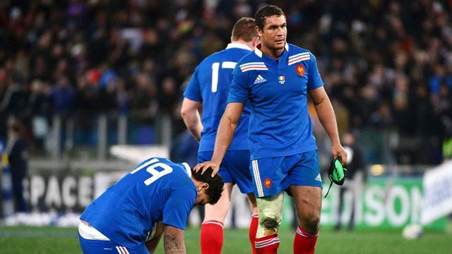 Six Nations - Dusautoir demands French revenge