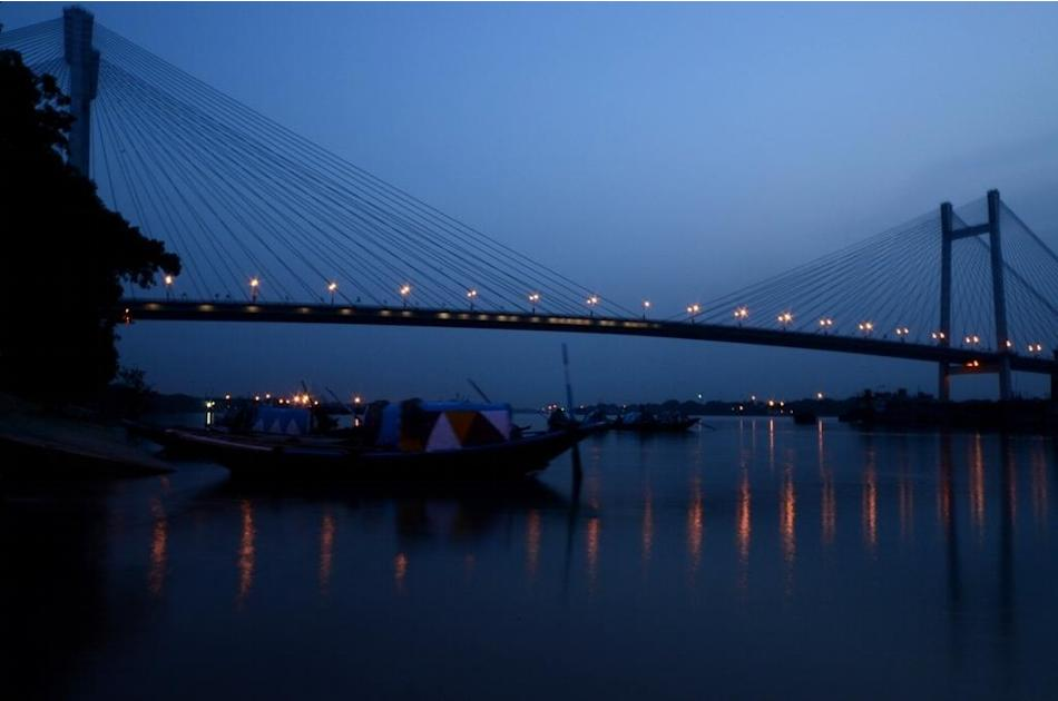 Hooghly Bridge, Kolkata