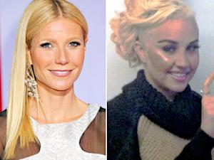 "Gwyneth Paltrow Feels ""Humiliated"" Over Sheer Dress, Amanda Bynes Shaves Half Her Head: Today's Top Stories"