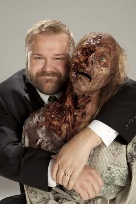 'The Walking Dead's Robert Kirkman & Fox Int'l Channels Team For Exorcism Series