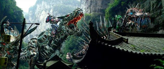 Dinobots who completely dissapointed.