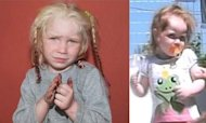 Mystery Blonde Girl: Greece Charity In Appeal