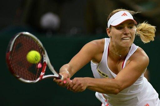 Germany's Angelique Kerber