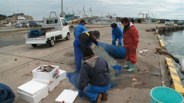 Japan fishing crippled 2 years after nuclear meltdown