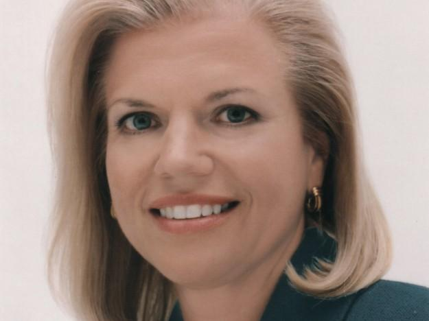 IBM names 30-year veteran, Virginia Rometty, its new CEO