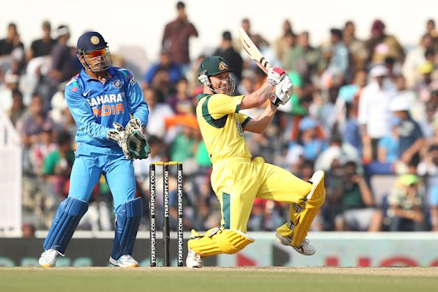 6th ODI: India vs Australia