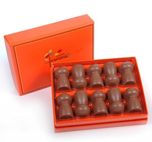 Jacques Torres Champagne Truffles