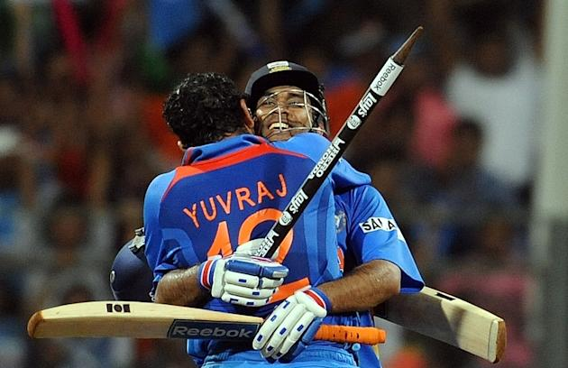 [CYCTM] India cricketer Yuvraj Singh and captain