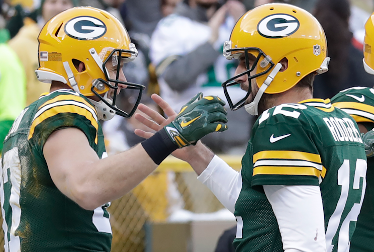 Aaron Rodgers and Jordy Nelson were unstoppable in Week 16