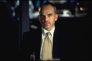 Billy Bob Thornton as Dan Truman in Touchstone's Armageddon
