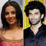 Vidya Balan Asks 'Aashiqui 2' Actor Aditya Roy Kapur For His Autograph!