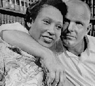 Richard Loving and Mildred Jeter