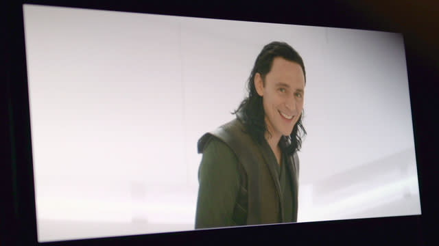 'Thor: The Dark World' Blu-ray Feature: Tom's Audition