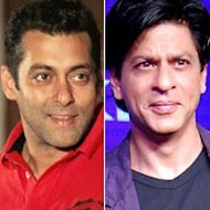 Salman Khan Wishes Frenemy Shah Rukh Khan Professional Success!