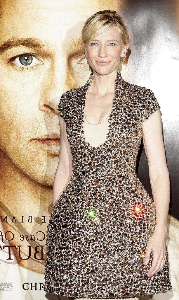 The Curious Case of Benjamin Button Premiere LA 2008 Cate Blanchett