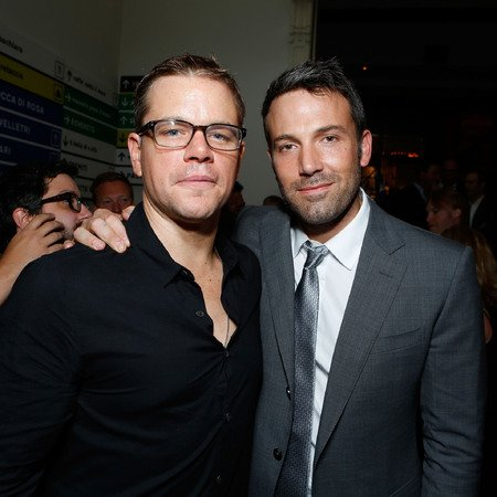 Matt Damon breaks his silence over Ben Affleck gay relationship rumours