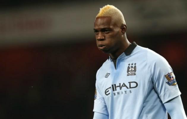 Mario Balotelli has struggled to impress at Man City.