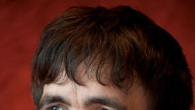 "Peter Dinklage at the ""Chronicles of Narnia"" press conference at the Mandarin Oriental Hotel on May 3, 2008 in New York City."