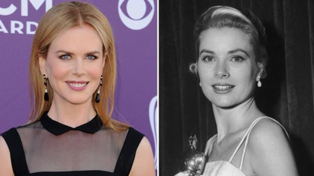 Nicole Kidman / Grace Kelly -- Getty Images