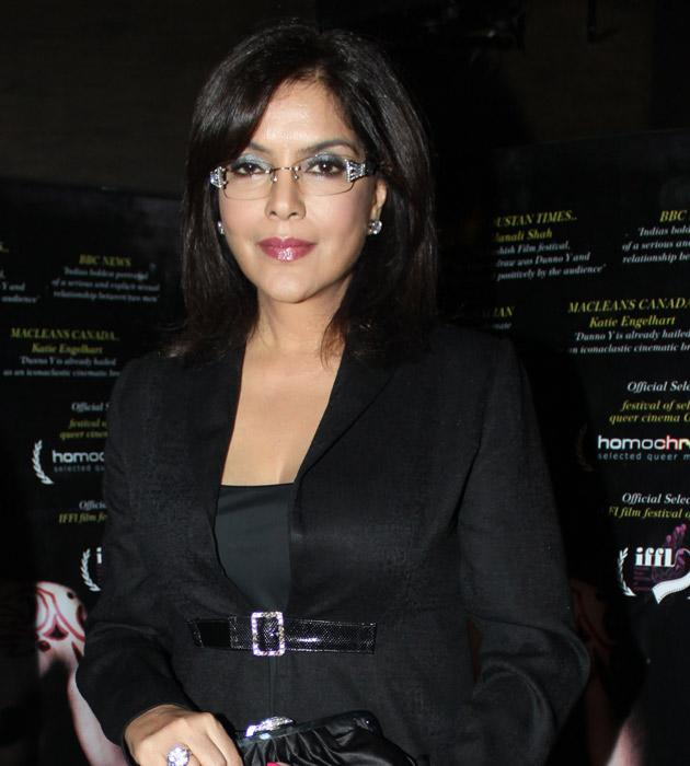 Zeenat Aman to marry again