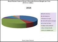 Wearable Tech Series: Who Will Wear the Crown? image wearabletech pie graph3 300x2206