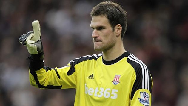 Asmir Begovic, Stoke (PA Photos)