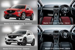 Mazda CX-5 Grand Touring n Active Driver