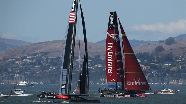 America's Cup - Oracle looks to shut down New Zealand challenge