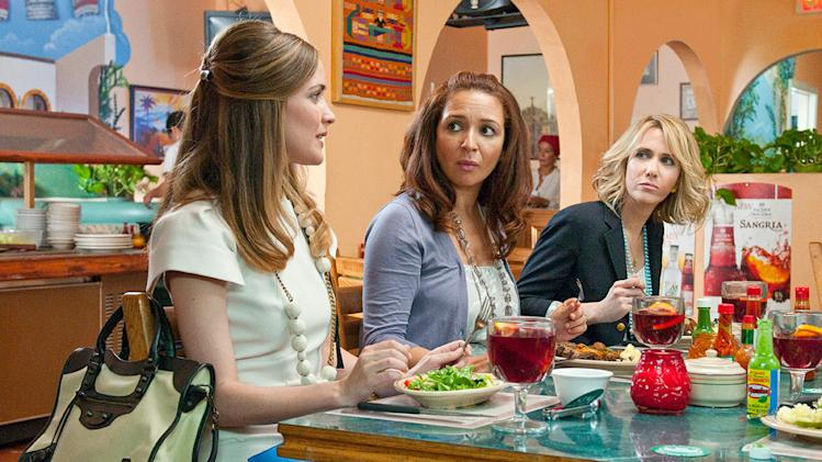 100 funniest movies to see before you die, Bridesmaids