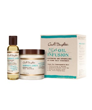 Carol's Daughter Olive Oil Infusion At-Home Treatment