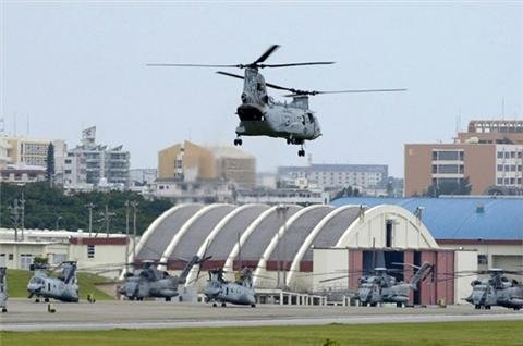 Okinawa governor approves US base relocation