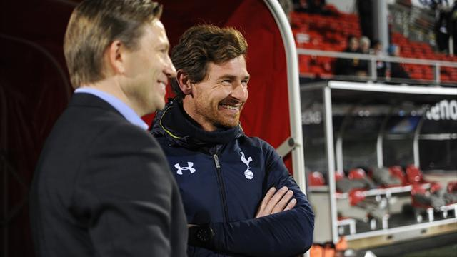 Europa League - Villas-Boas had fan removed for chanting about his job prospects