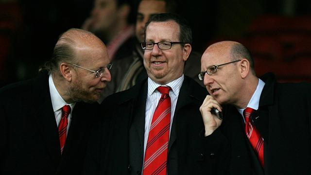 Premier League - Glazers 'going nowhere', says United chief