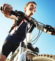 Cycling as an activity, benefits of cycling, factors it affects