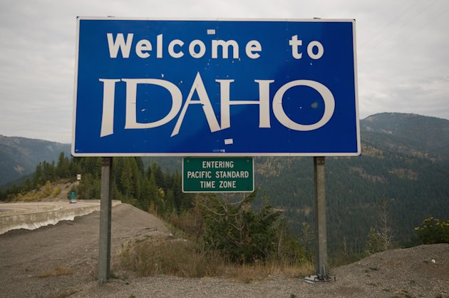 Idaho Time