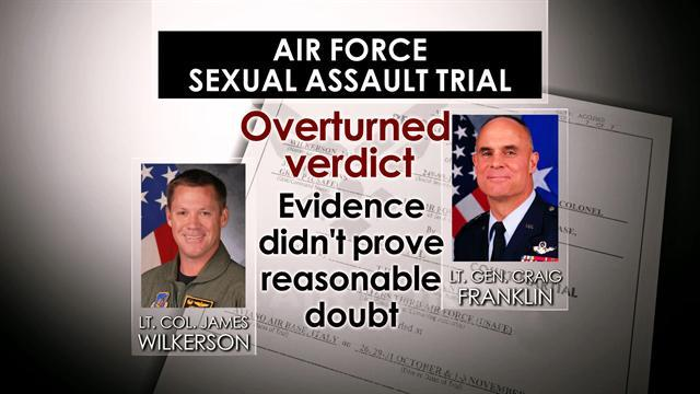 Military sex abuse case brings military law under review