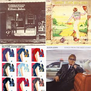 Weekend Rock Question: What Is Elton John's Best Album?
