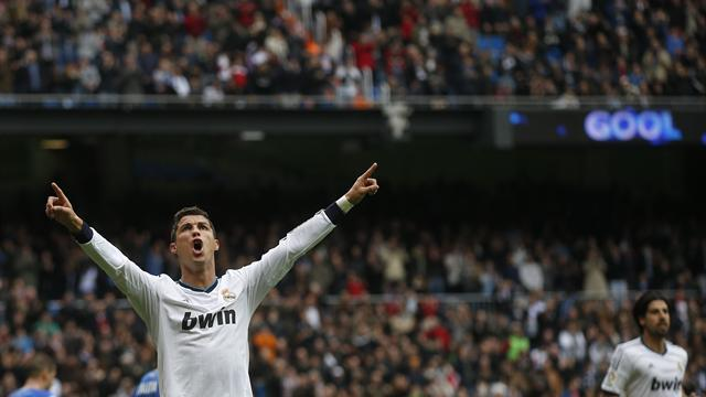 Liga - 'Happier' Ronaldo not ready to sign new Real deal