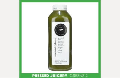 Pressed Juicery, Greens 2