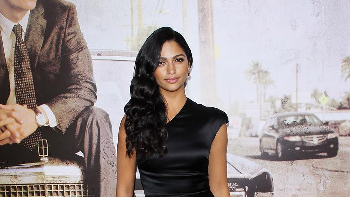 Lincoln Lawyer LA Premiere 2011 Camila Alves