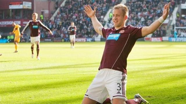Scottish Football - Hearts restrictions partially lifted