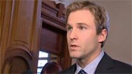 Liberal Leader Brian Gallant is running in the Kent byelection.