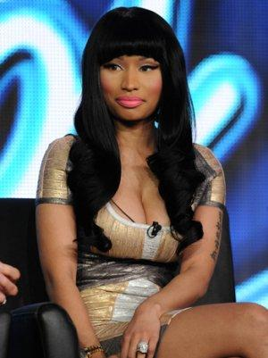 'American Idol' Recap: Nicki Minaj Possessed by Soul of Simon Cowell